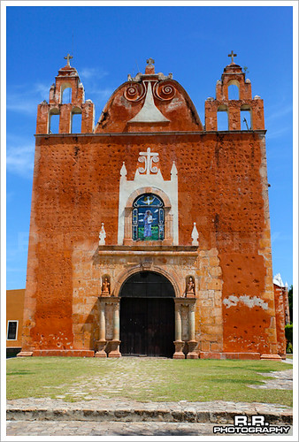 Catedral de Timul, Yucatan