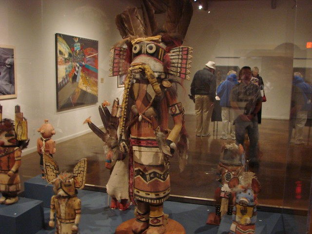 Kachinas definition/meaning