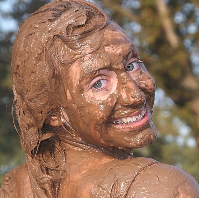 Mud girl glamour shot by john carrell flickr photo sharing