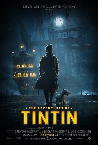Adventures of Tintin: the secret of the unicorn