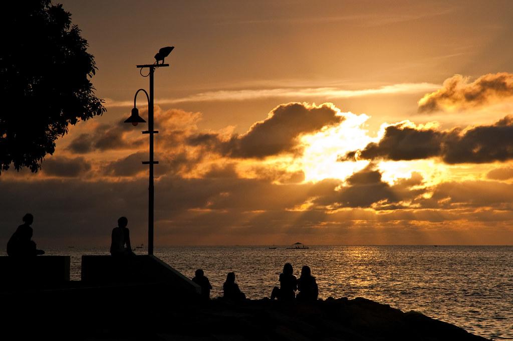 Sabah ● Sunset