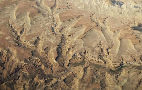 utah canyon aerial myton airplanewindowview southduchesne