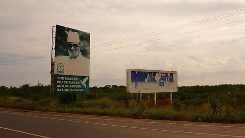 Гамбія – усміхнений берег Африки