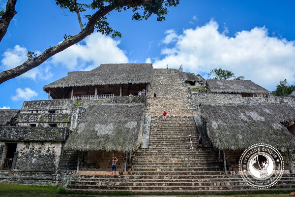 Ek Balam Mayan Ruin