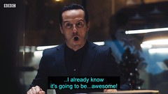 Moriarty - I Already Know it's going to be.. Awesome!