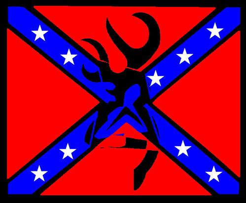 Browning Rebel Flag