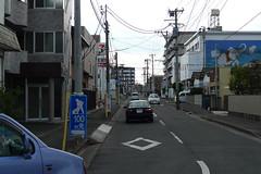 宮城野区新田二丁目付近