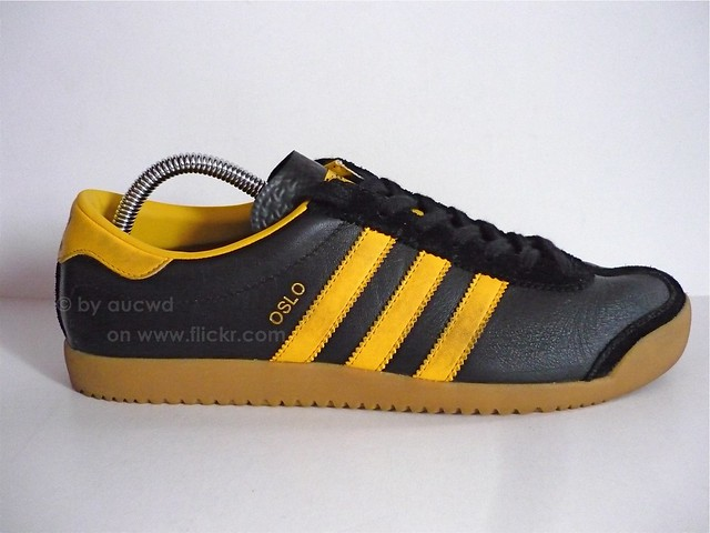 VINTAGE of OSLO the city 70`S ADIDAS SHOESpair s 80`S TlJcK1F