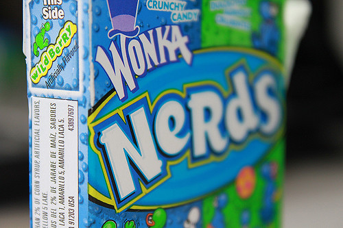 Willy Wonka - Nerds