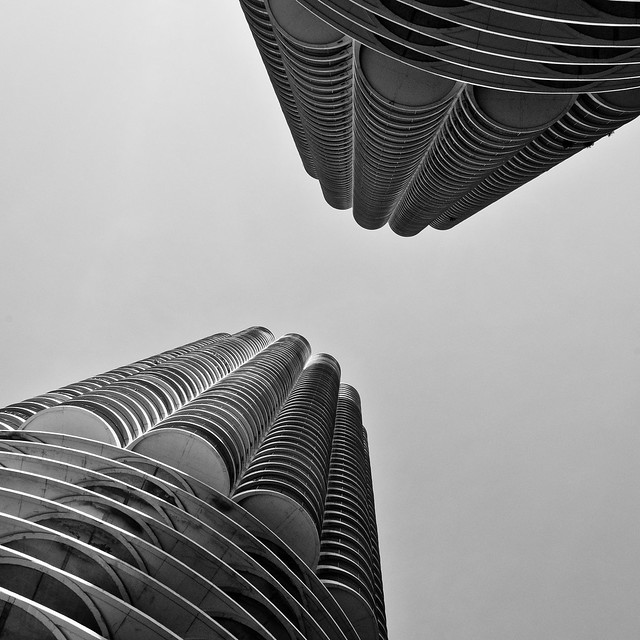 Marina Towers, Chicago, Illinois