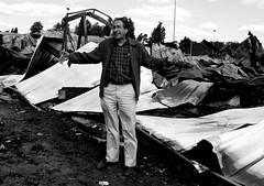Après l'incendie - Photo of Cayrac