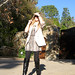 90s-dress-otk-boots-leggings-blazer-house-of-harlow-LA-Benedict-Canyon