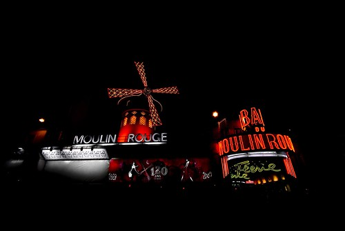moulin rouge, indubbiamente