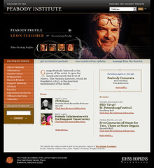 Website 2003 (Adobe Showcase Site of the Day)