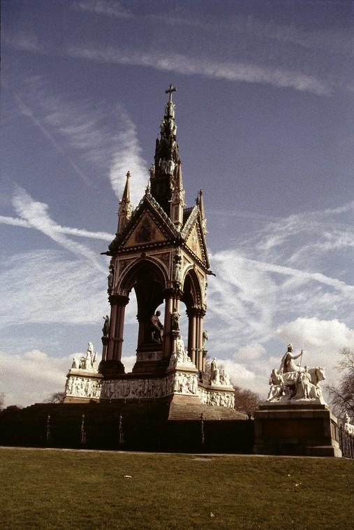The Albert Memorial, Kensington