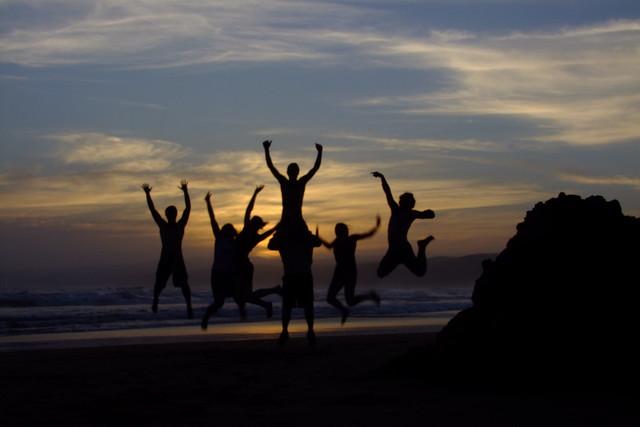 Group Jump!
