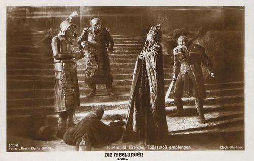 Die Nibelungen 2: Kriemhilds Rache