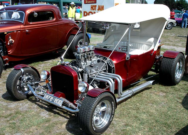 T Bucket Hot Rod