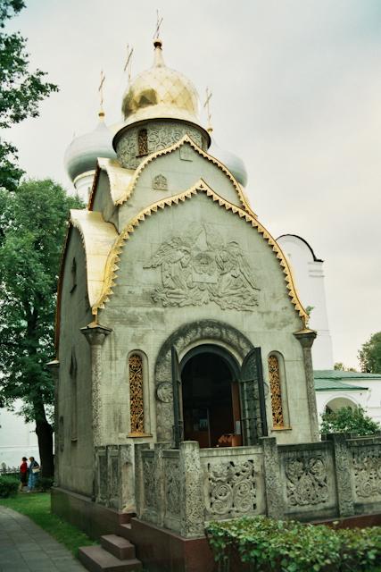Moscow sacred