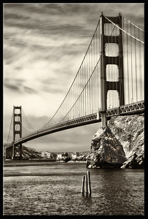 Golden Gate Infrared