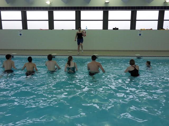 gayton pool aqua fit class flickr photo sharing