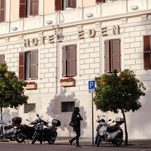Hotel Eden; copyright 2014: Georg Berg