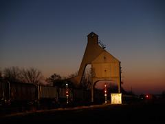 Coal Depot Dawn