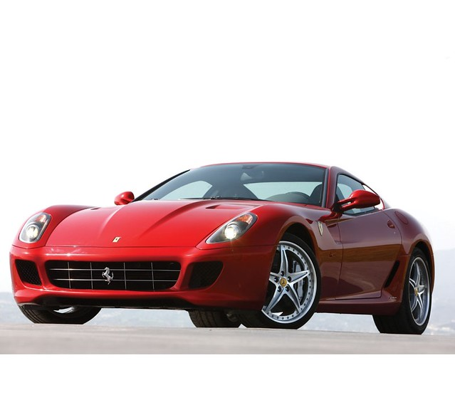 2009 Ferrari 599 GTB Fiorano 960x854