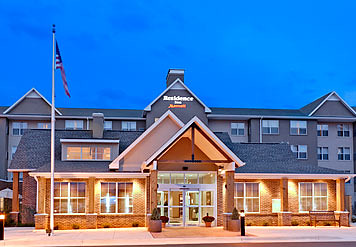 Residence Inn Chicago Midway Airport Exterior