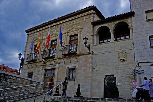 Palacio de la familia Corro