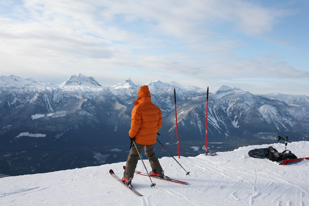 12/04: Revelstoke Mountain Resort