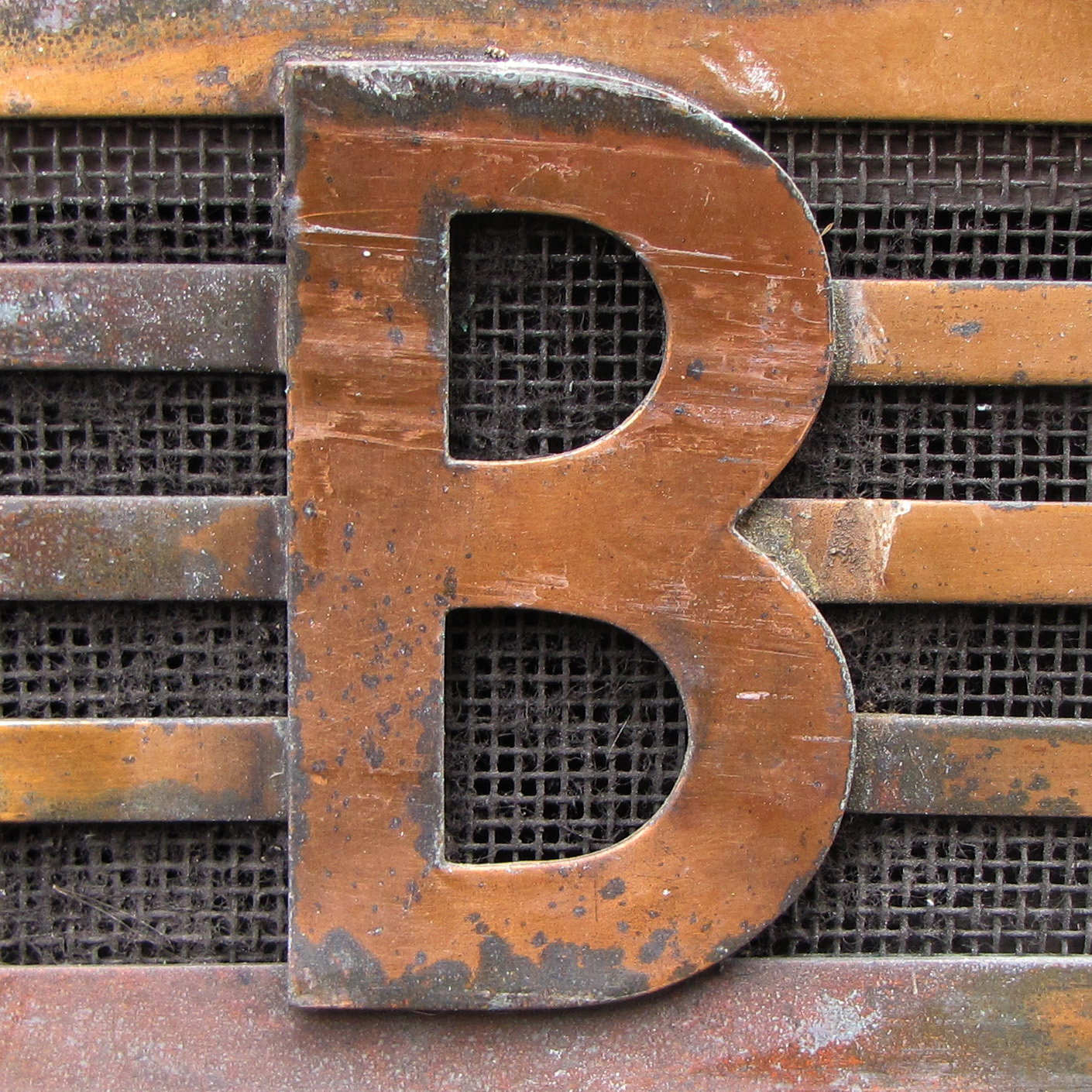 Rustic Lettering