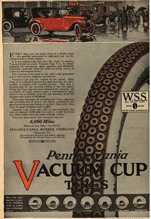 Pennsylvania Vacuum Cup Tires ad