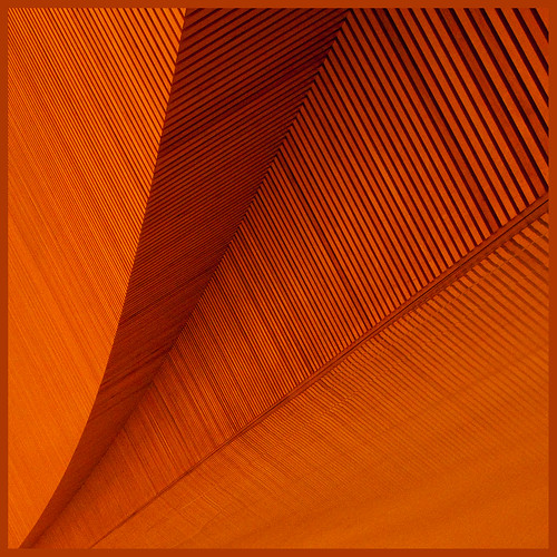 wood orange brown lines wall architecture reflections switzerland floor geometry library diagonal zürich curve santiagocalatrava barbera wedges universitätzürich universityofzürich jibbr bibliothekdesrechtswissenschaftlicheninstituts 4893121