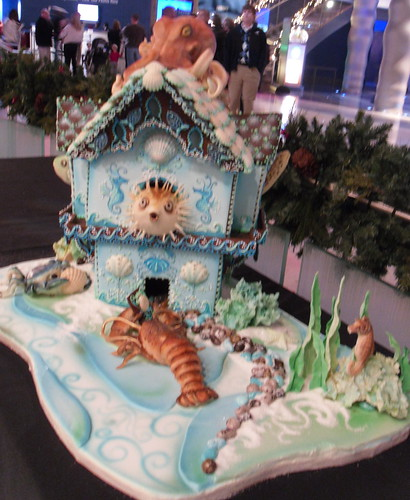 Gingerbread Under The Sea Deep Sea News
