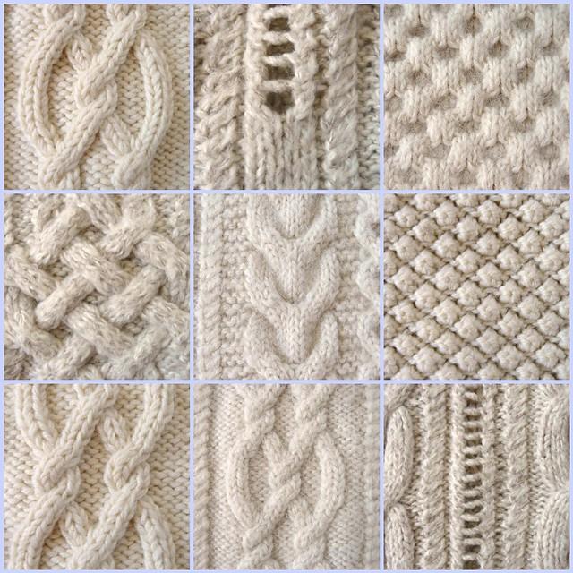 Photo - Comment faire des torsades au tricot ...