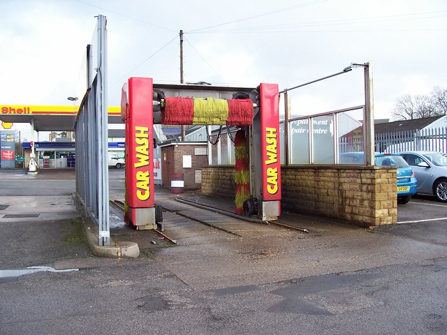 Shell Car Wash http://www.flickr.com/photos/47243314@N02/4362486606/