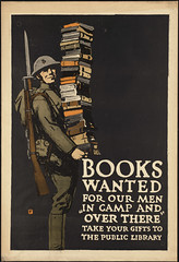 Books Wanted for our Men