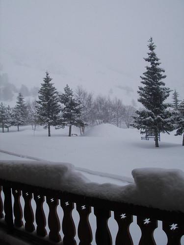 Les Deux Alpes Easter 2010