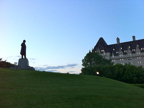MARCOM in Ottawa