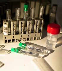 Abandoned samples