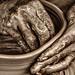 Potter's hands by LynchburgVirginia ★
