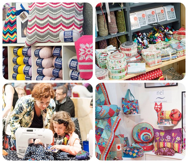 Knitting & Stitching Show ticket giveaway