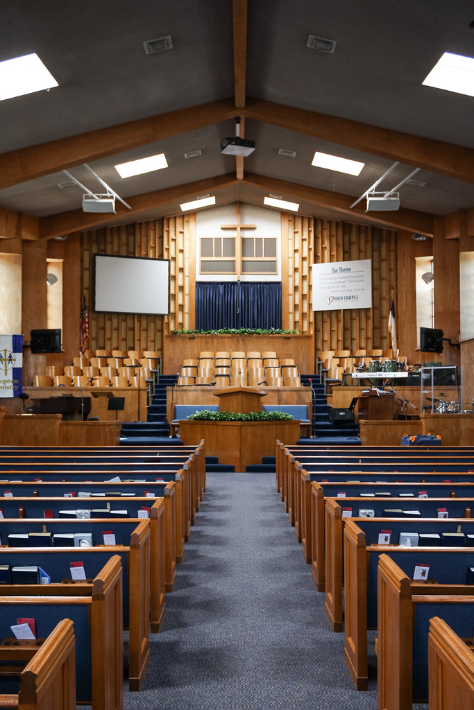 David Chapel, Austin