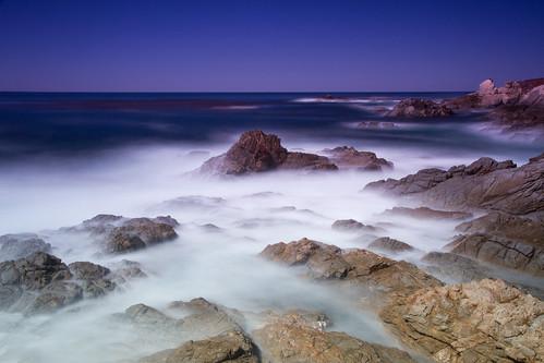 smoke on the water, deep purple in the sky