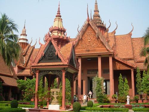 Phnom Penh-Musée National (4)