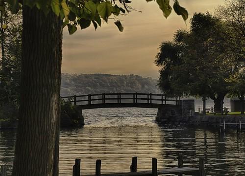 statepark autumn sunrise fingerlakes cayugalake ulysses tompkinscounty