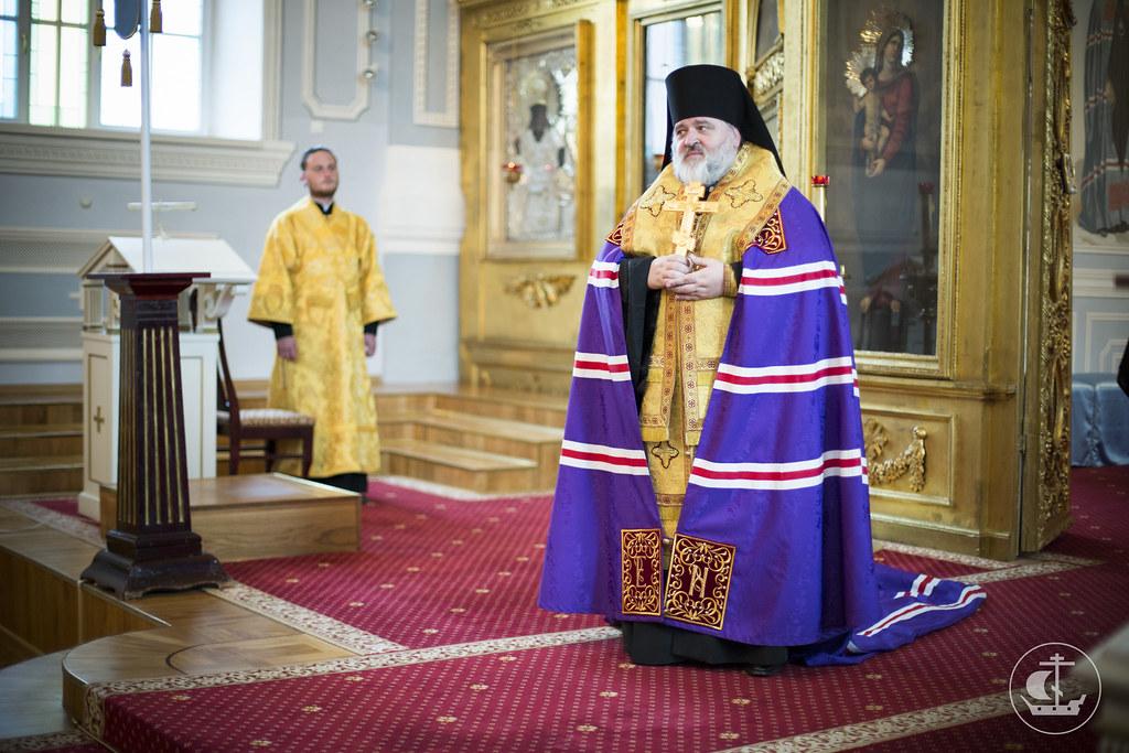 27 октября 2013, 25 лет со дня выпуска курса владыки Назария