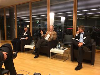 Prof. Dr. Stephan Weichert, Paul Steiger, Klaus Liedtke