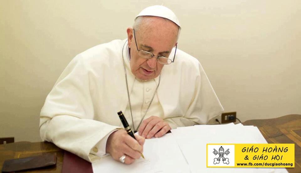 Tông Thư Của Đức Thánh Cha Phanxicô Gửi Tất Cả Các Người Tận Hiến Nhân Dịp Năm Đời Sống Thánh Hiến 2014